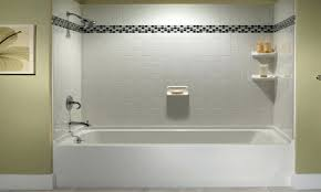 bathtub with shower surround bathroom surround ideas small bathroom
