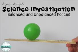 teaching balanced and unbalanced forces more than a worksheet