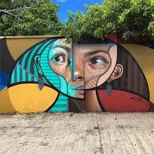cubism and realism collide in new murals and paintings by belin cubism and realism collide in new murals and paintings by belin by kate sierzputowski on january 11 2017