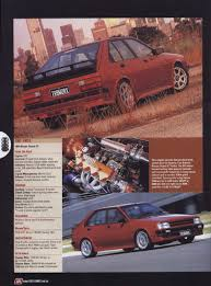 mitsubishi cordia interior n12 magazine features exas and ets n12 turbo forums