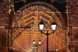 Amber Christmas Lights Free Photo Christmas Lights Free Image On Pixabay 1892069