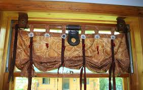 rustic cabin window treatments window treatments design ideas