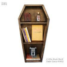 coffin bookshelf coffin bookshelf images