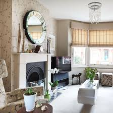 7 Clever Design Ideas For Marvellous Design 1 Wallpaper Living Room Ideas For Decorating