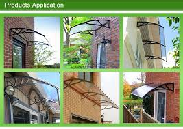 Awning Materials Polycarbonate Metal Awning Materials For Windows Buy