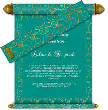 royal wedding cards royal scroll email wedding card design 9 luxury indian asian