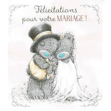 felicitations pour un mariage carte me to you félicitations pour votre mariage carte