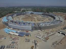 apple spaceship campus walkthrough business insider