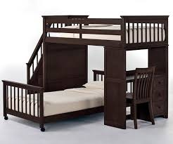 house stair loft bunk bed chocolate bed frames ne kids