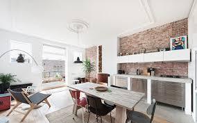 top floor dutch apartment gets a modern renovation design milk