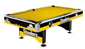 49ers pool table felt steelers pool table