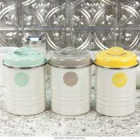 retro kitchen canisters countertop canisters u0026 canister sets