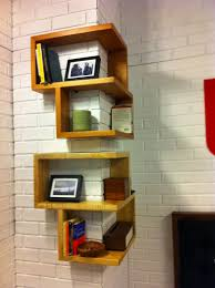 bedroom contemporary wall shelves shelf designs for hall corner