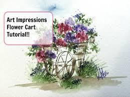 flower cart creating keepsakes flower cart tutorial