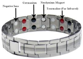 magnetic bracelet with germanium images Bio magnetic energy bracelet review scalar energy product review jpg