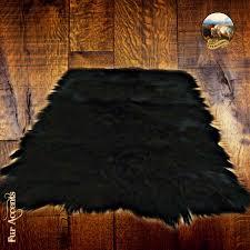 Faux Fur Area Rugs Designer Faux Fur Shag Rug Long Hair Shaggy Mongolian Sheepskin