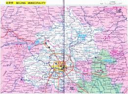 Beijing Map Beijing U0026 Guilin Maps For Cycling And Treking