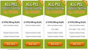 harga obat klg asli usa yang sudah terbukti di dunia