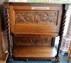 Oak Bar Cabinet Furniture Antique Hutches And Luxury Antique Liquor Cabinet For
