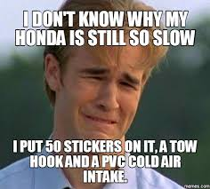 Www Meme Com - 21 funny honda memes about vtec and more