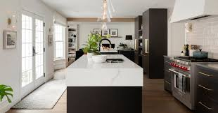 green kitchen cabinets with white countertops best quartz countertops colors for your kitchen