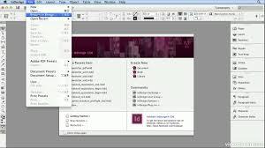 indesign tutorials for beginners cs6 adobe indesign cs6 tutorial 75 indesign color settings youtube