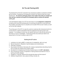 Sample Career Objective Statements Cover Letter Objective Statement