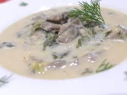 traditional magiritsa recipe easter soup my dish