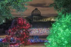 Dominion Lighting Gardenfest Illumination