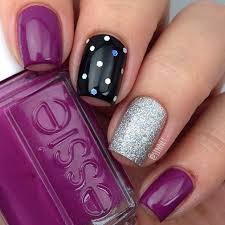 55 super easy nail designs u2013 page 7 u2013 foliver blog