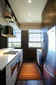 Sleek Kitchen Design 110 Best Loft Kitchen Images On Pinterest Home Loft Kitchen And