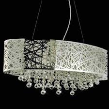 Chandeliers With Shades And Crystals by Crystal Chandelier Shade Foter