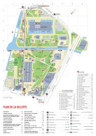 New York Botanical Garden Map by Map Of The Parc De La Villette Http Map Of Paris Com Parks