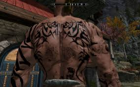 tattoo for male body at dark souls nexus mods and community