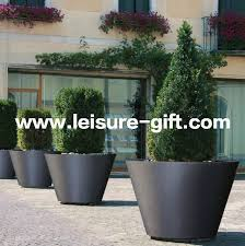 china fo 9042 large outdoor flower pots stainless steel china