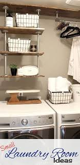 Small Laundry Room Decor Tiny Laundry Room Ideas Space Saving Diy Creative Ideas For