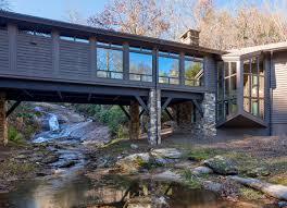 House Plans With Breezeway Platt Architecture Pa Bridge House