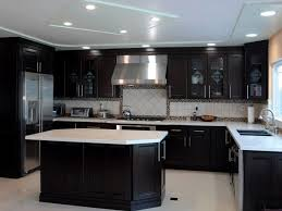 Espresso Kitchen Cabinets Shaker Cabinets For Your Kitchen Remodeling Project