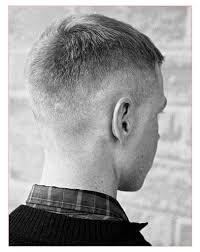 best hairstyles or short back and sides hairstyles back view u2013 all