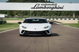 lamborghini huracan front 2018 lamborghini huracan performante first drive review automobile
