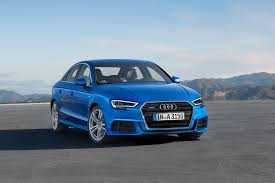 face lifted 2017 audi a3 lineup revealed motor trend