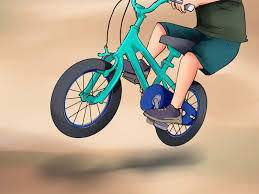 How To Finally Start Bike by 3 Ways To Ride A Bike Without Training Wheels Wikihow
