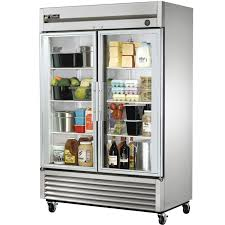 Scratch And Dent Kitchen Cabinets Scratch And Dent Poor True T 49g Glass Door Refrigerator
