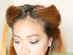 pinup clip in ponytail with bangs 3 ways to do pin up hairstyles wikihow