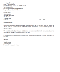 Sample Letter Asking For Business by 10 Best Images Of Sample Letter Asking For Money Business