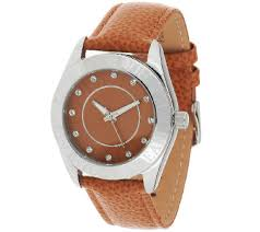 design watches steel by design watches jewelry qvc