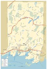 road map connecticut usa greenwich ct map map of greenwich ct