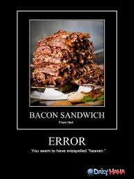 Funny Bacon Meme - everything is better with bacon