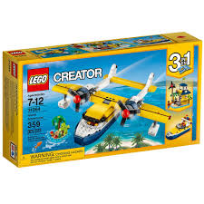 amazon com lego creator island adventures 31064 cool toy for kids