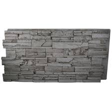 Home Design 3d Tablet Superior Building Supplies Gray Rock 24 In X 48 In X 1 1 4 In